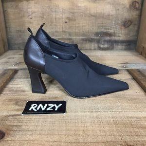 Donald J Pliner Vintage Comfort Mesh Heel